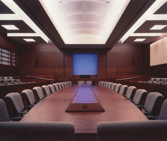 Galm pimco conference center